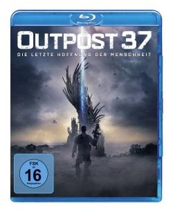 """Das Blu-ray-Cover von """"Outpost 37"""" (Quelle: WVG Medien)"""