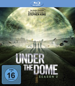 "Das Blu-ray-Cover von ""Under the Dome Staffel 2"" (Quelle: Paramount Pictures Home Entertainment)"