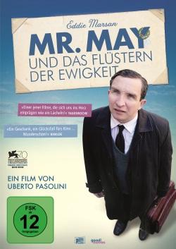 """Das DVD-Cover von """"Mr. May und das Flüstern der Ewigkeit"""" (Quelle: good!movies)"""