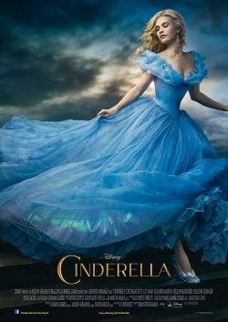 """Das Kino-Plakat von """"Cinderella"""" (Quelle: Disney Pictures Germany)"""