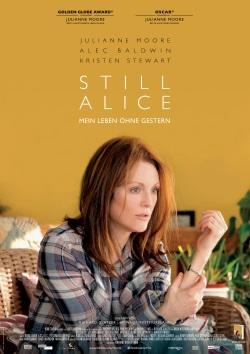 """Das Kinoplakat von """"Still Alice"""" (Quelle: Polyband Medien)"""