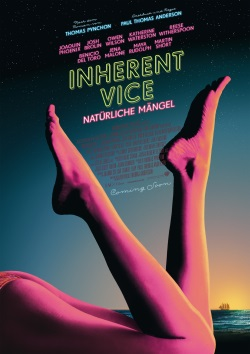 "Das Kinoplakat von ""Inherent Vice"" (Quelle: Warner Bros)"