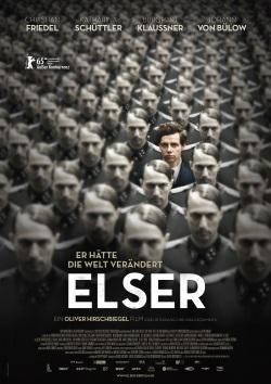 """Das Kino-Plakat von """"Elser"""" (Quelle: Lucky Bird Pictures)"""