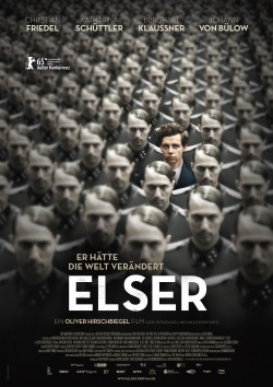 "Das Kino-Plakat von ""Elser"" (Quelle: Lucky Bird Pictures)"