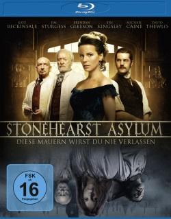 "Das Blu-ray-Cover von ""Stonehearst Asylum"" (Quelle: Universum Film)"