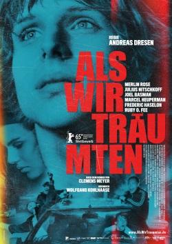 """Das Kino-Plakat von """"Als wir träumten"""" (Quelle: Pandora Film)"""