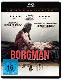 """Das Blu-ray-Cover von """"Borgman"""" (Quelle: Pandastorm Pictures)"""
