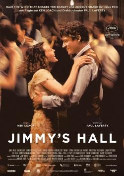 """Das Cover von """"Jimmy's Hall"""" (Quelle: Pandora FIlm)"""