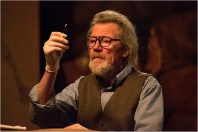 Dieser alte Mann kann mehr als Geschichten erzählen (Quelle: Sony Pictures)