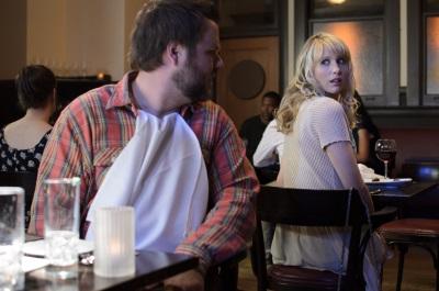 Barry und Melanie treffen sich das erste Mal (Quelle: Polyband Medien)