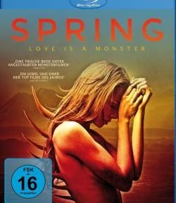 "Das Blu-ray-Cover von ""Spring"" (© Koch Media)"
