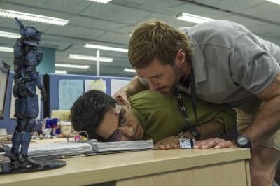 Deon und Vince kommen nicht so gut miteinander klar (Quelle: Sony Pictures Germany)