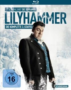 """Das Blu-ray-Cover von """"Lilyhammer Staffel 3"""" (Quelle: StudioCanal)"""
