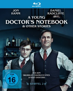 """Das Blu-ray Cover von """"A Young Doctor's Notebook Staffel 2"""" (Quelle: Polyband Medien)"""