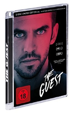 "Das Blu-ray-Cover von ""The Guest"" (Quelle: Splendid Film)"