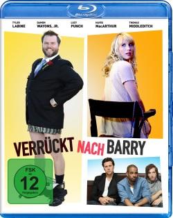 """Das Blu-ray Cover von """"Verrückt nach Barry"""" (Quelle: Polyband Medien)"""