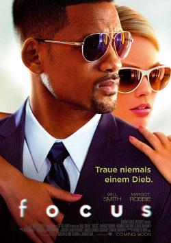 """Das Kino-Plakat von """"Focus"""" (Quelle: Warner Bros Pictures Germany)"""