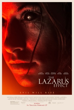 "Das Kinoplakat von ""The Lazarus Effect"" (Quelle: Wild Bunch Germany)"