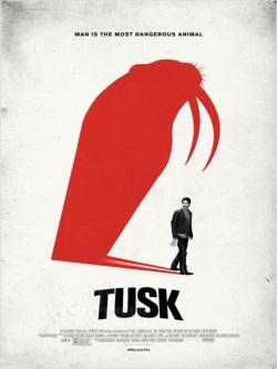 """Das internationale Plakat von """"Tusk"""" (Quelle: Sony Pictures)"""