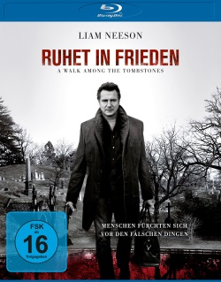 "Das Blu-ray Cover von ""Ruhet in Frieden - A Walk Among the Tombstones"" (Quelle: Universum Film)"
