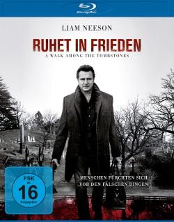 "Das Blu-ray Cover von ""Ruhet in Frieden - A Walk Among the Tombstones"" (Quelle: Universum Film)"