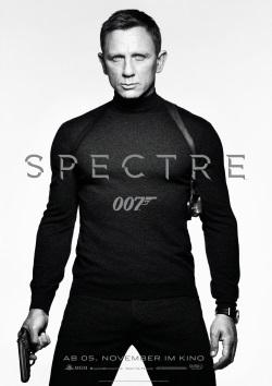 """Das Teaser-Plakat von """"Spectre"""" (Quelle: Sony Pictures)"""