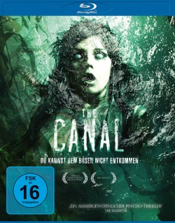 "Das Blu-ray-Cover von ""The Canal"" (Quelle: Universum Film)"