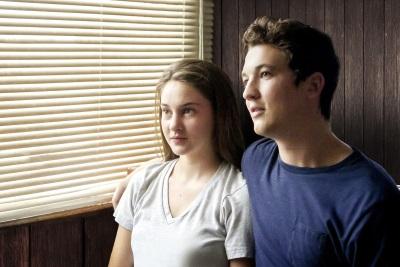 Trotz großer Unterschiede kommen sich Aimee und Sutter näher (Quelle: Capelight Pictures)