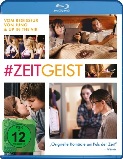 """Das Blu-ray-Cover von """"Zeitgeist"""""""
