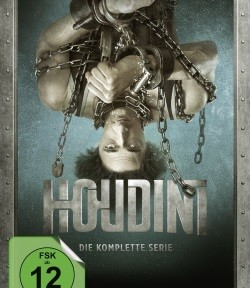 "Das DVD-Cover von ""Houdini"" (Quelle: StudioCanal)"