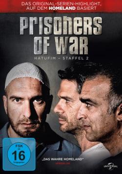 """Das DVD-Cover der zweiten Staffel """"Hatufim - Prisoners of War"""" (Quelle: Universal Pictures)"""