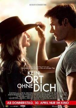 """Das Kino-Plakat zu """"Kein Ort ohne dich"""" (Quelle: 20th Century Fox)"""