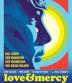 """Das Plakat von """"Love & Mercy"""" (Quelle: StudioCanal)"""