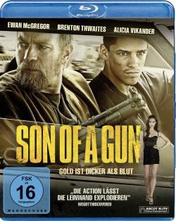 "Das Blu-ray-Cover von ""Son Of A Gun"" (Quelle: Ascot Elite)"