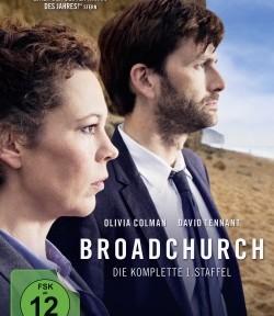 """Das DVD-Cover der ersten Staffel von """"Broadchurch"""" (Quelle: StudioCanal)"""