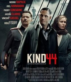 """Das Kino-Plakat von """"Kind 44"""" (Quelle: Concorde Filmverleih)"""