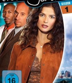 """Das DVD-Cover der ersten Staffel von """"Crossing Jordan"""" (Quelle: Koch Media)"""