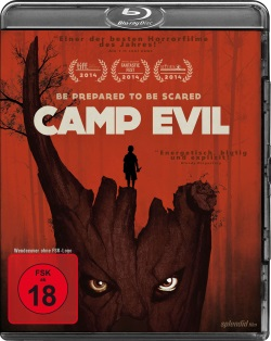 "Das Blu-ray-Cover von ""Camp Evil"" (Quelle: Splendid Film)"