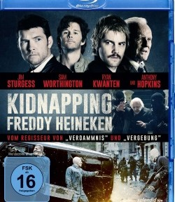 "Das Blu-ray-Cover von ""Kidnapping Freddy Heineken"" (Quelle: Splendid Film)"