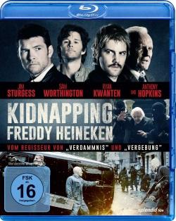 """Das Blu-ray-Cover von """"Kidnapping Freddy Heineken"""" (Quelle: Splendid Film)"""