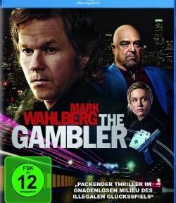 "Das Blu-ray-Cover von ""The Gambler"" (Quelle: Paramount Pictures Home Entertainment)"