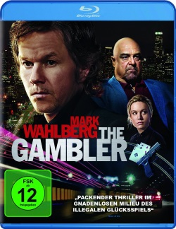 "Das Blu-ray-Cover von ""The Gambler"" (Quelle: Paramount Pictures Home Entertainment)"