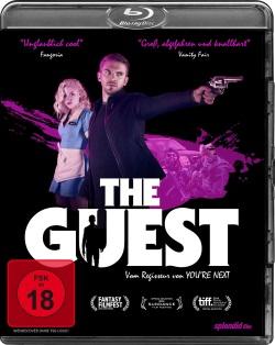 "Das Blu-ray Cover von ""The Guest"" (Quelle: Splendid Film)"
