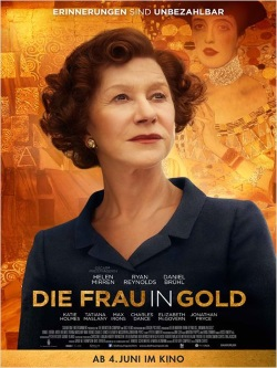 "Das Plakat von ""Die Frau in Gold"" (Quelle: Square One Entertainment)"
