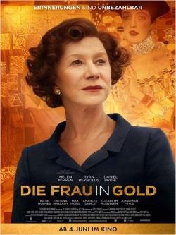 """Das Plakat von """"Die Frau in Gold"""" (Quelle: Square One Entertainment)"""