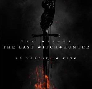 "Das Teaser-Plakat von ""The Witch Hunter"" (Quelle: Concorde Filmverleih)"