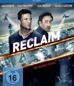 """Das Blu-ray-Cover von """"Reclaim"""" (Quelle: Universum Film)"""