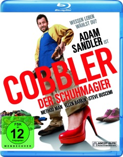"Das Blu-ray-Cover von ""Cobbler"" (Quelle: Ascot Elite)"