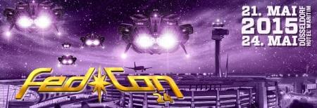 Das Banner der FedCon 24 (Quelle: FedCon GmbH)