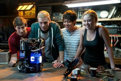 Wir bauen uns eine Zeitmaschine (Quelle: Paramount Pictures Home Entertainment)